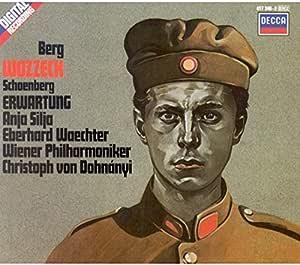 Berg/Schoenberg;Wozzeck