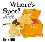 「Where's Spot? (Spot - Original Lift The Flap) (English Edition)」のサムネイル画像