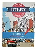 Coloring Books Riley Drawing Book [並行輸入品]