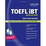 Kaplan TOEFL iBT with CD-ROM 2008-2009