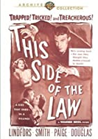 This Side of the Law [DVD] [Import]