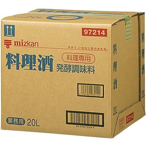 ミツカン 業務用 料理酒 20L