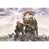 イタレリ 6098 1/72 硫黄島 国旗を掲げる米兵
