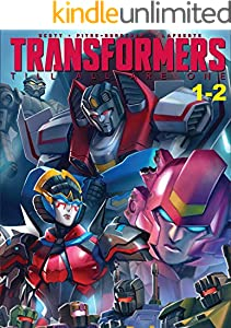 Transformers: Till All Are One Comic 1 (English Edition)