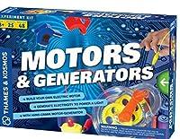 Thames & Kosmos Motors and Generators [並行輸入品]
