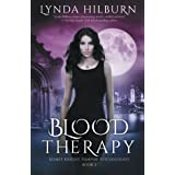 Blood Therapy: Kismet Knight, Vampire Psychologist, Book #2
