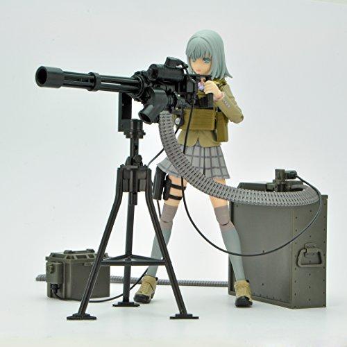 リトルアーモリー LD012 M134ミニガンタイプ 設置型 プラモデル