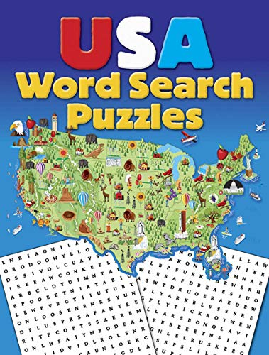 USA Word Search Puzzles