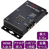 デジタルオーディオ遅延器 HDMI入出力 【AuDly-HDMI】