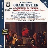 Charpentier: Chant Pour L'honn