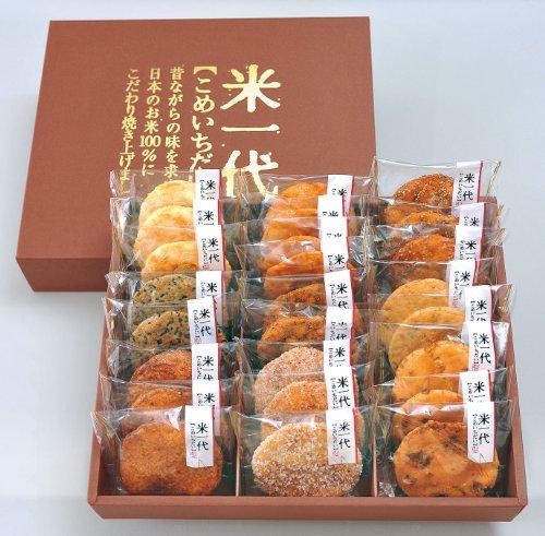 丸彦製菓 米一代 25枚入