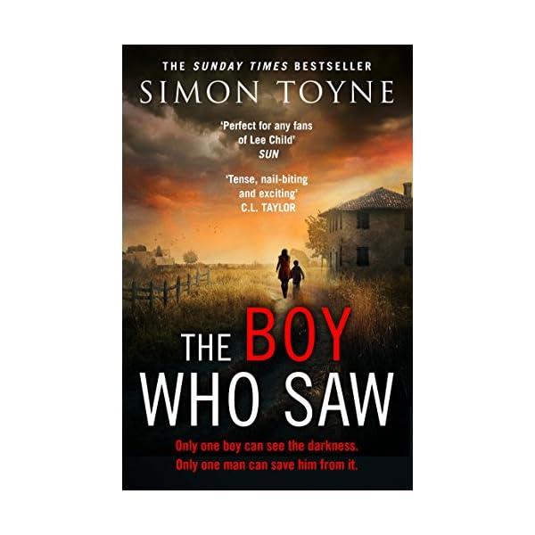 The Boy Who Saw: A Gripp...の商品画像