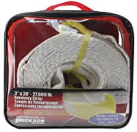 """Erickson Mfg. LTD.59700Recovery Tow Strap-3""""X20' RECOVERY STRAP"""