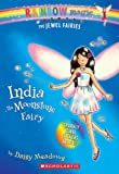 India the Moonstone Fairy (Rainbow Magic: the Jewel Fairies)
