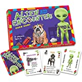 Alien Encounters with Dogs カードゲーム