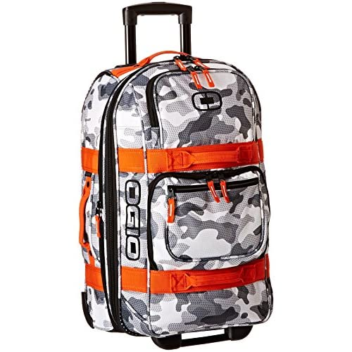 [オジオ] LAYOVER レイオーバー 機内持込可 保証付 46L 56cm 3.6kg 108227*573 Snow Camo/Orange Snow Camo/Orange