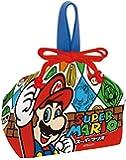 スケーター ランチ巾着 スーパーマリオ 15 巾着袋 KB7