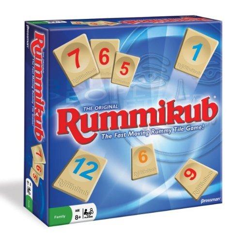 Rummikub ラミィキューブ 英語版 ラミーキューブ