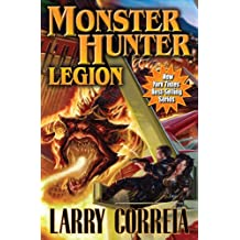 Monster Hunter Legion (Monster Hunters International Book 4)