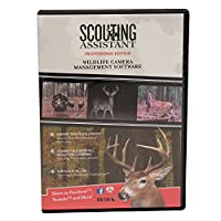 Sports man Supply HCO Uway Scouting Wildlife カメラ ソフトウェア DVD、グレー