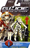 G.I. Joe: Rise Of Cobra > Storm Shadow Artic Threat Action Figure by Hasbro [並行輸入品]