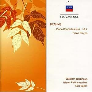 Brahms: Pno Ctos No 1 & 2 / Pno Pieces