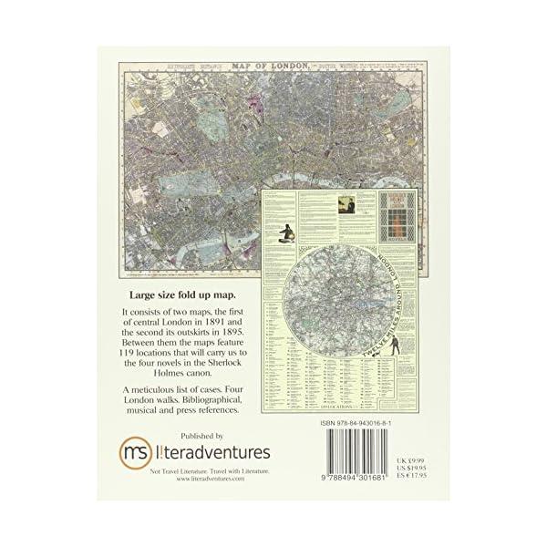 Sherlock Holmes Map of ...の紹介画像2