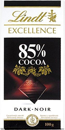 リンツ(Lindt) エクセレンス・85%カカオ 100g×4個