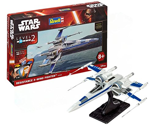 Revell 06696 Star Wars Resistance X Wing Fighter Easykit