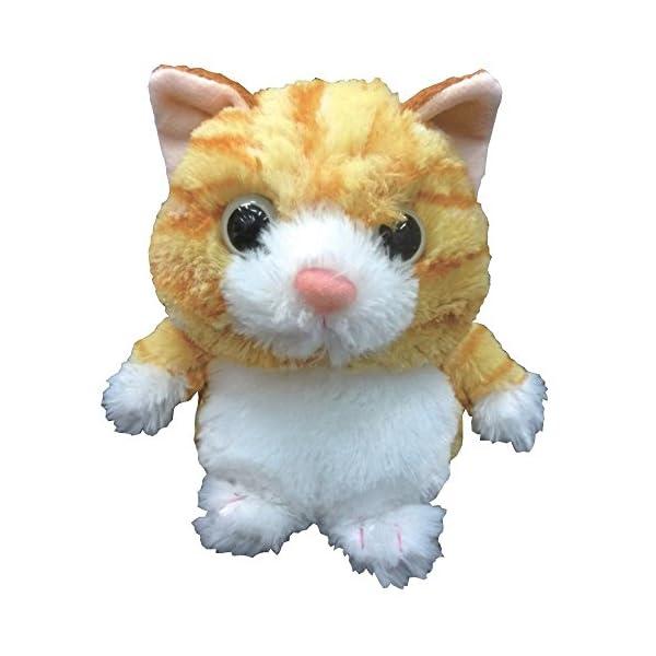 ものまねぬいぐるみ こえマネ ミーちゃん(ネコ)の商品画像