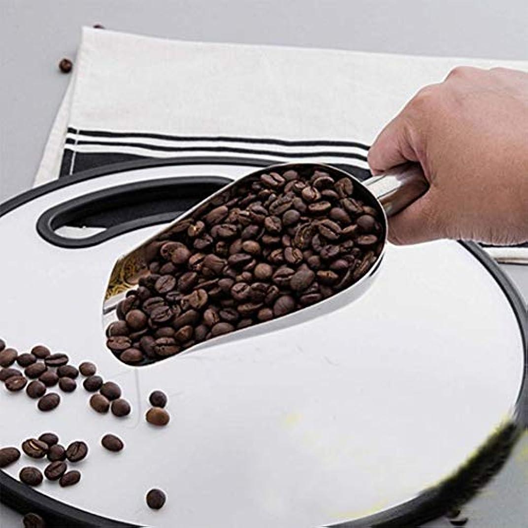 放棄された会計士イブOcamo 機能的ステンレススチール製スクープ キッチン バー シュガー フロア ビュッフェ ドライフード 12 inches WXL-XX-HOME-1108-BD9C966195