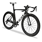 Eagle Carbon Aero Road Bike – 米国会社Like Trek、Specialized、Cannondale、and Giant自転車 ブラック
