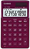 CASIOその他 デザイン電卓 SL-V1000 RDの画像