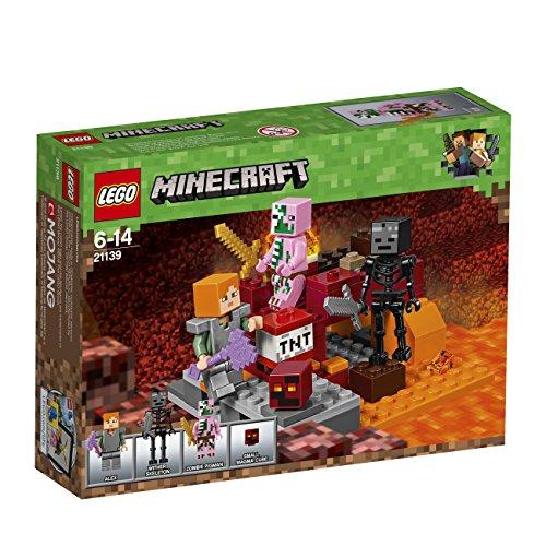 レゴ(LEGO) マインクラフト 暗黒界の戦い 21139
