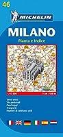 Michelin Milano: Pianta e Indice (Map)