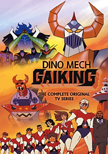Gaiking Complete Original 1976 TV Series