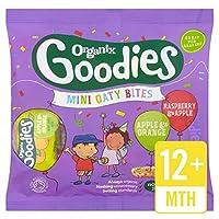 [Organix] OrganixグッズミニOaty刺さの110グラム - Organix Goodies Mini Oaty Bites 110g [並行輸入品]