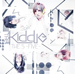VANITY♪THE KIDDIEのCDジャケット