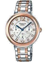 [カシオ]CASIO 腕時計 SHEEN SHE-3048BSJ-7AJF レディース
