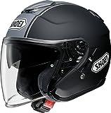 ショウエイ(SHOEI) バイクヘルメット ジェット J-Cruise CORSO(コルソ) TC-10(BLACK/SILVER) XL(61cm)