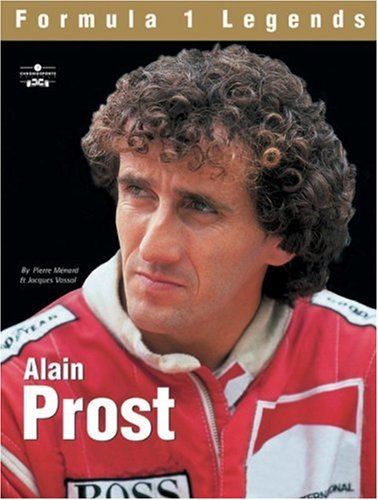 Formula 1 Legends: Alain Prost