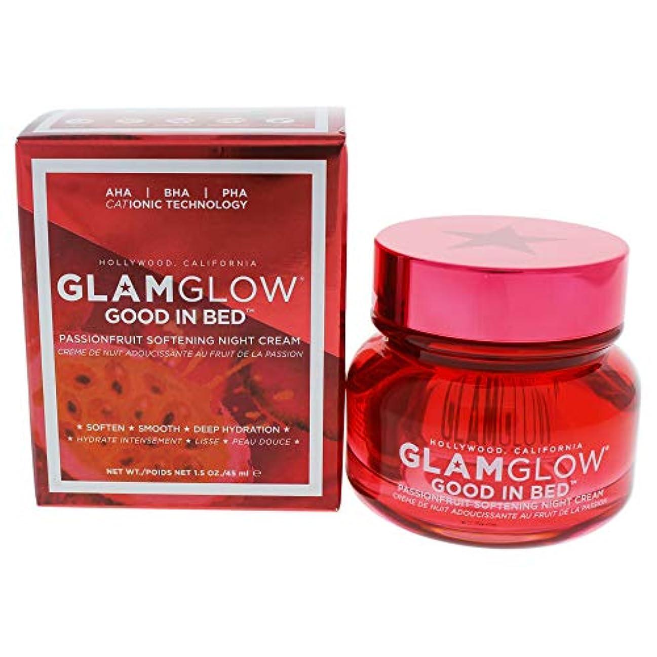 買い物に行く回転させるオフセットGood in Bed Passionfruit Softening Night Cream