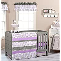 Trend Lab 3 Piece Florence Crib Bedding Set [並行輸入品]
