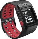 Nike SportWatch GPS Powered by TomTom Black/Red 並行輸入品
