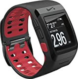 NIKE ランニング Nike+ SportWatch GPS Powered by TomTom Black/Red 並行輸入品