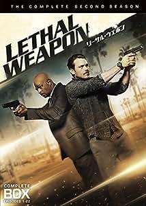 リーサル・ウェポン 2ndシーズン DVD コンプリート・ボックス (4枚組)