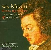 モーツァルト:弦楽五重奏曲全集(K.174、K.593、K.515、K.516、K.406、K.614)