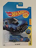HOT WHEELS CITY WORKS 1/10 BLUE TIME SHIFTER 312/365 [並行輸入品]
