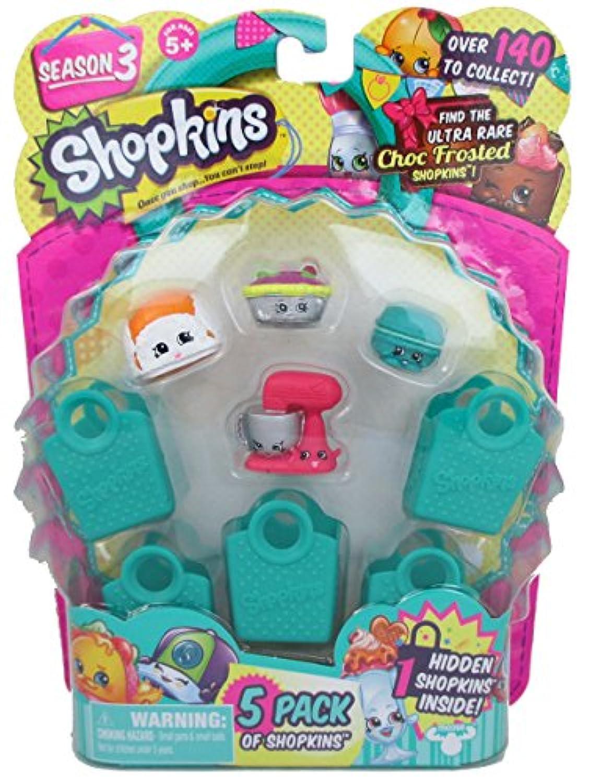 Shopkins Season 3 (5 Pack) Set 53