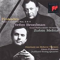Piano Concertos Nos.2 & 4